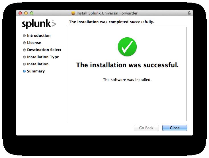 install success!